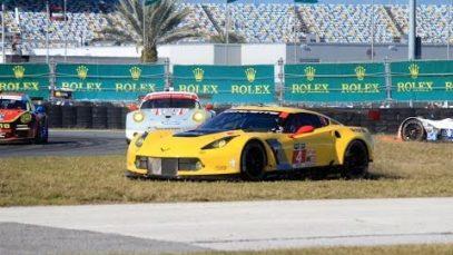 Le Mans 2014 New Chevrolet Corvette C7.R