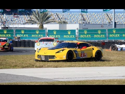 Le Mans 2014 New Chevrolet Corvette C7.R