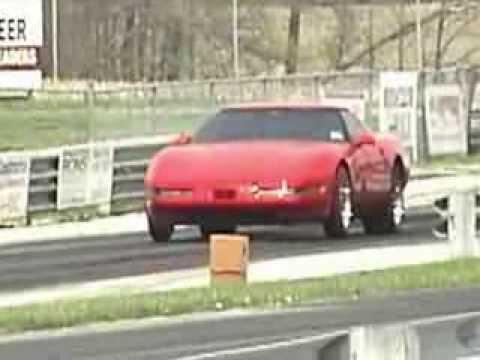 Lingenfelter 1995 Corvette ZR1 Twin Turbo 850 RWHP ¼ mile testing