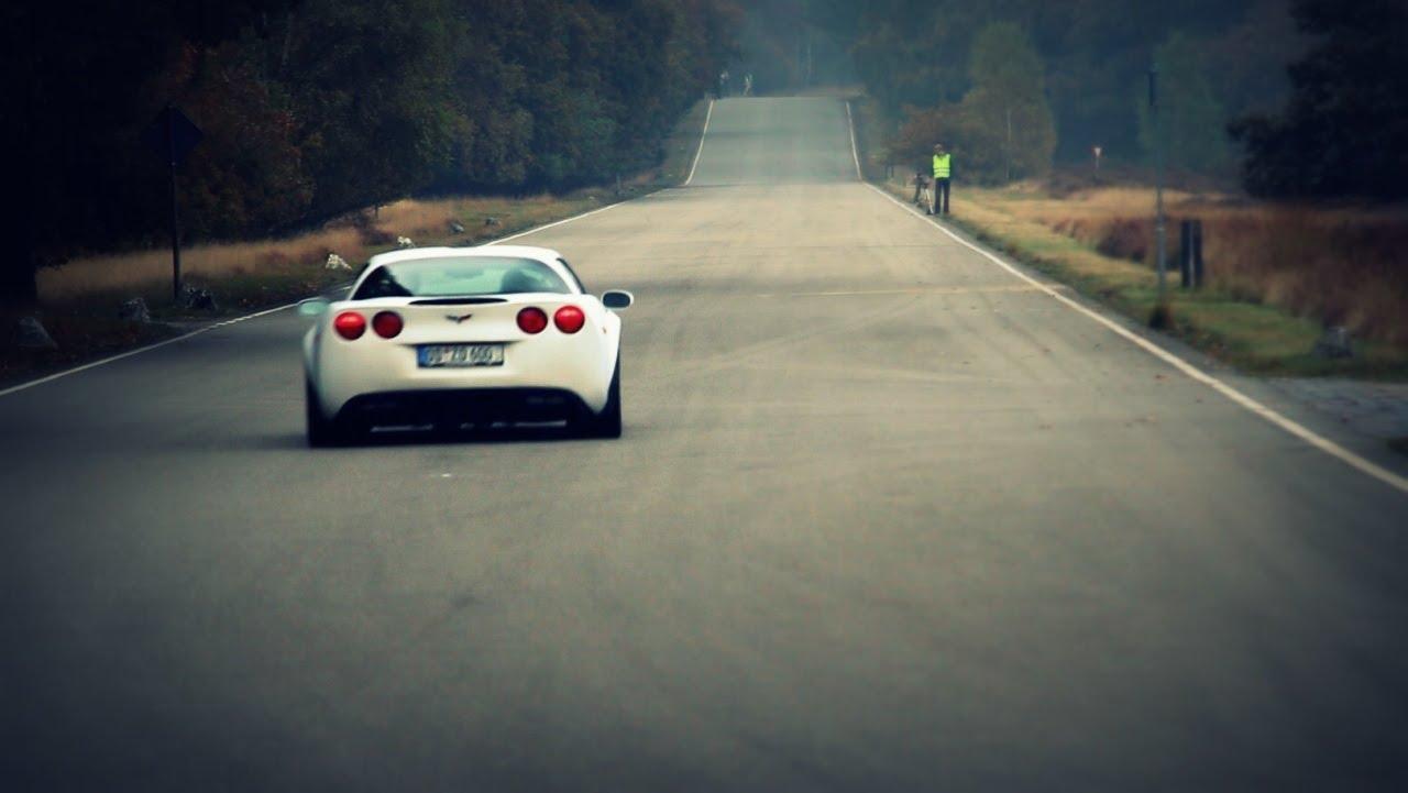 LOUD Corvette C6 Z06 w/ Corsa Exhaust Accelerating!! – 1080p HD