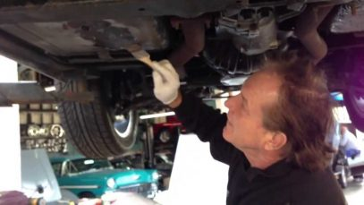 McJacks Corvettes teaches you how to do Fiberglass Repair Yourself Part 2 of 2