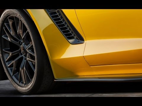 NAIAS Live Stream: 2015 Corvette Z06 & C7.R | Chevrolet