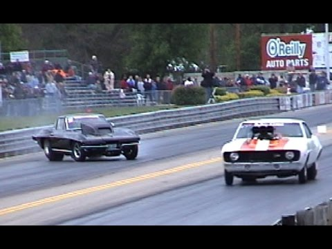 OH $HIT! Corvette HANGS THROTTLE, Almost Saves It