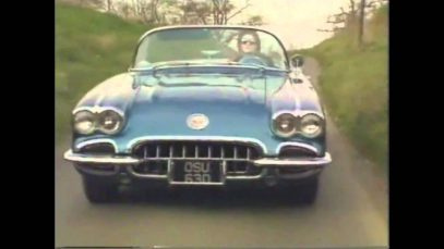 Old Top Gear – Chevrolet Corvette