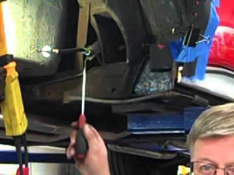 Part 1 – Video Instruction to Install Trailing Arms on C2 and C3 Corvettes