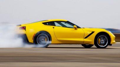 Piloting the 2014 Chevrolet C7 Corvette to Legendary NASA Space Sites! – Epic Drives Ep. 25