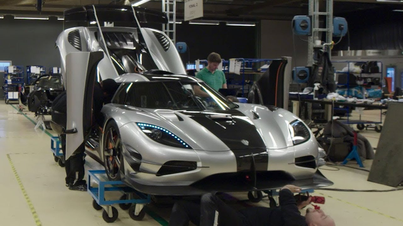 Preparing the 1360hp One:1 for its Debut – /INSIDE KOENIGSEGG