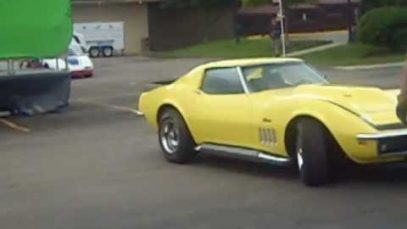 RARE 1969 ZL1 Corvette Running Video at 2010 Bloomington Gold Great Hall
