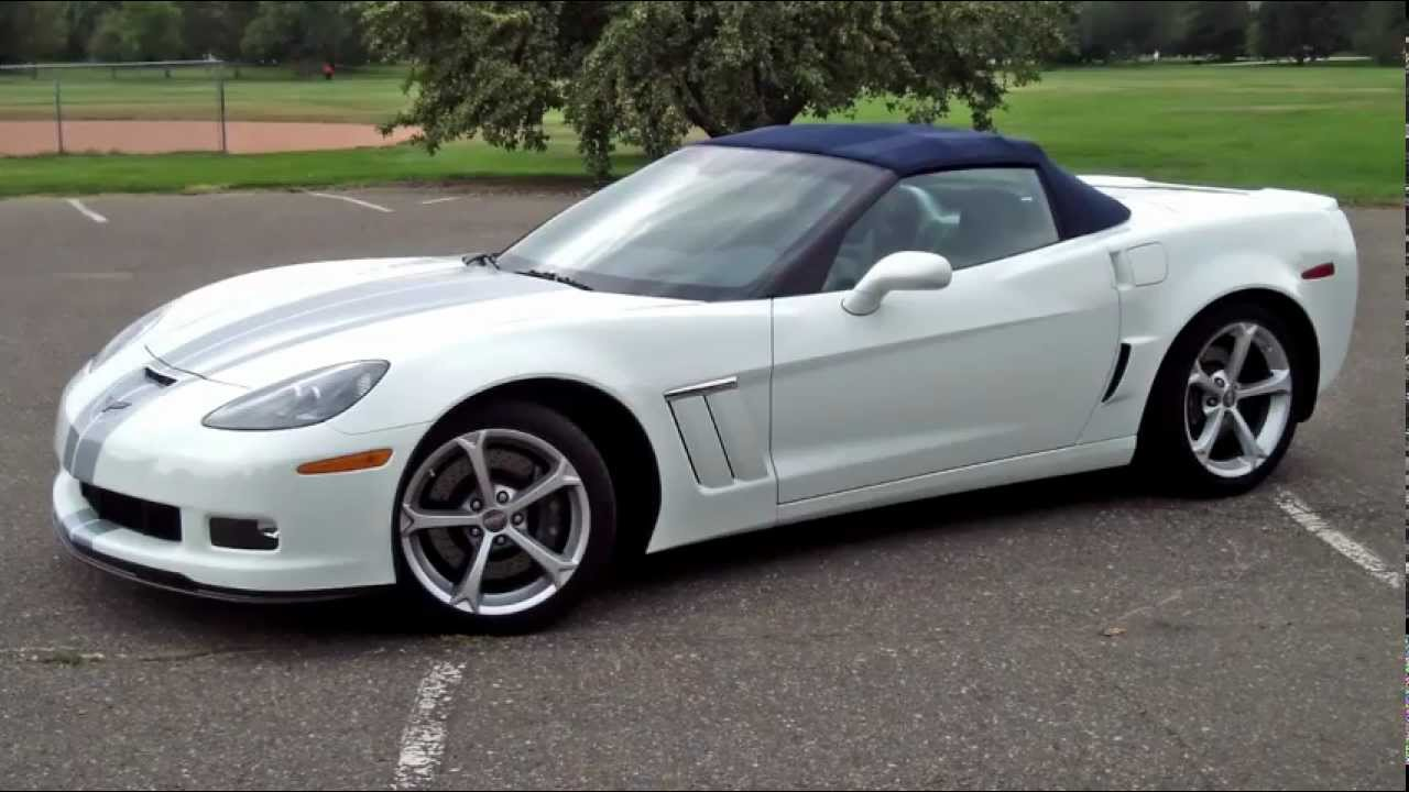 Real First Impressions Video: 2013 Corvette Grand Sport Convertible