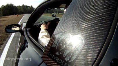 Road Test: 2012 Chevrolet Corvette Centennial Edition ZR1