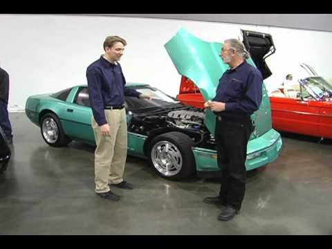 Sports Car Market Review: 1990 Corvette ZR-1