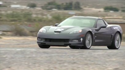 Spring Mountain Motorsports Ranch Corvette ZR1 Driving School
