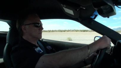 Spring Mountain Motorsports Ranch Corvette ZR1 Driving School 2