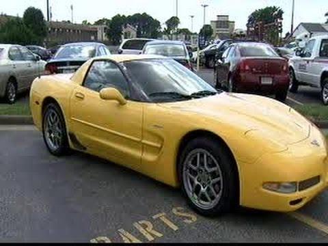 Stolen Corvette Z06 returned to owner