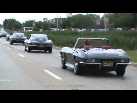 The Black Corvette Collection