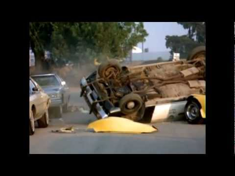 The Junkman (1982)- Corvette Chase