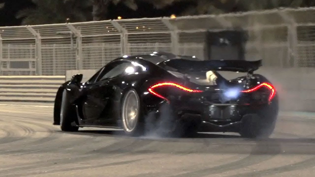 The McLaren P1 Test. On Road and Track – /CHRIS HARRIS ON CARS