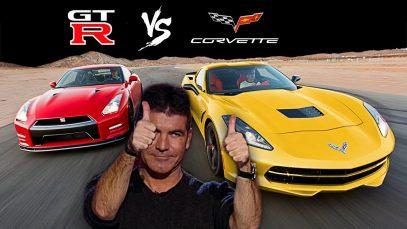 The Ultimate Battle: Nissan GT-R vs Chevrolet Corvette