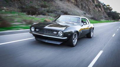 Tim Allen's 1968 Camaro 427 COPO – Jay Leno's Garage