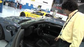 Track To Street: Corvette Racing Series, Episode 3
