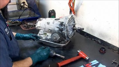 Transmission Repair – 4L60E Transmission Teardown Inspection