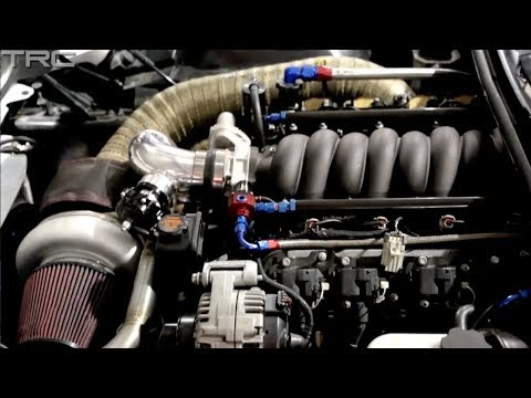 TX2K14 – Big Turbo C5 Z06 Corvette Battles Twin Turbo Gallardos