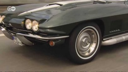 Vintage: The Chevrolet Corvette Stingray