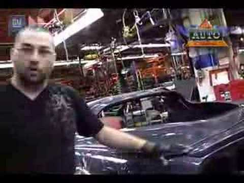 Watch a Corvette Build in Time Lapse