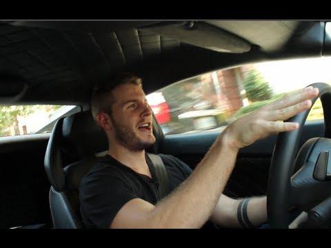 What Is It Like To Drive A Lamborghini?