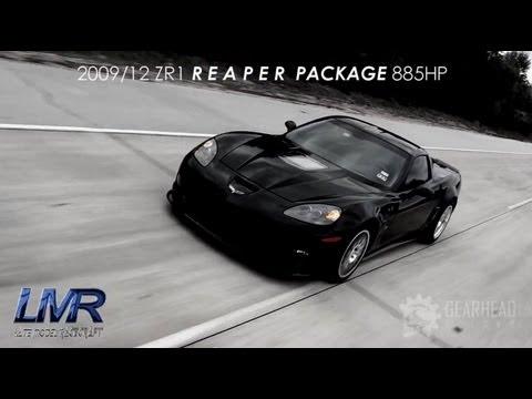WORLD'S Quickest C6 Corvette ZR1 9.68 @ 1/4 mile –  885HP