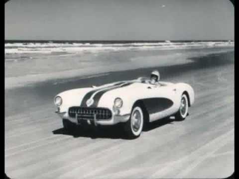 1956 Daytona Speedweeks