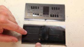 1984 – 1989 Corvette Gauge Fix #12 Replacement LCD Panels