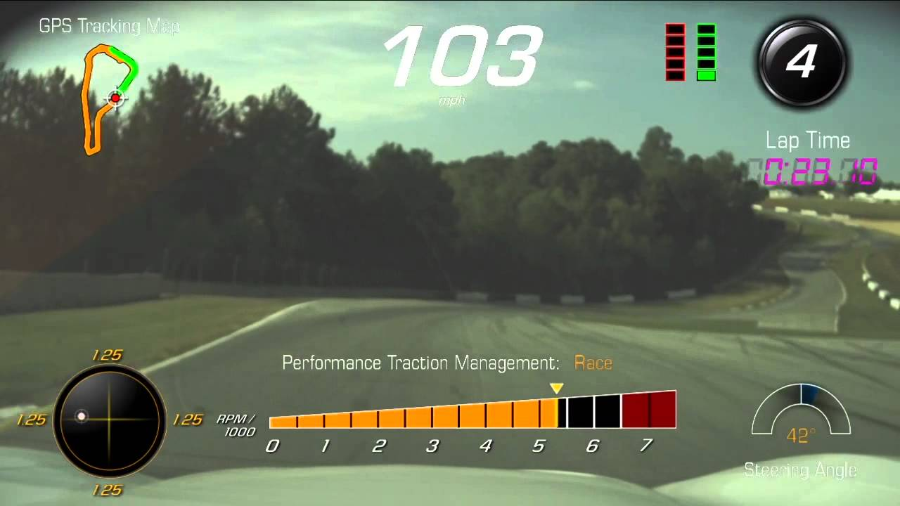 Road Atlanta: Corvette Racing's Tommy Milner Takes the Z06 for a Hot Lap