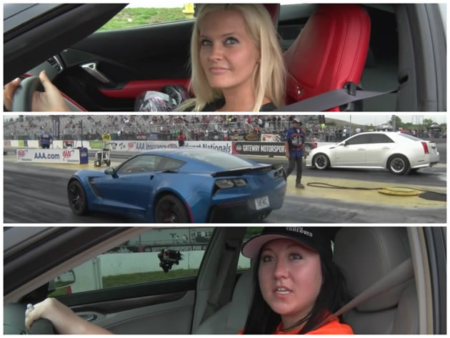 blonde-in-a-2015-corvette-z06-drag-races-a-brunette-in-a-cadillac-cts-v-girl-vs-girl-supercharged-battle-video