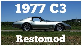 Regular Car Reviews: 1977 Chevrolet Corvette C3 Restomod