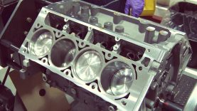Watch Master Engine Builders Hand-Assemble the C6 Corvette ZR1 Engine