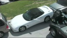 How to Steal a Corvette in 10 Seconds