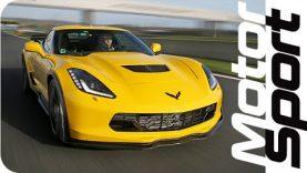 "Corvette C7 Z06 ""Z07"" : lap time on Magny-Cours Club"