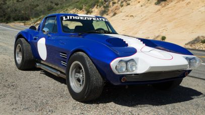 A 1965 Corvette gets an upgrade that'll make your heart race like never before