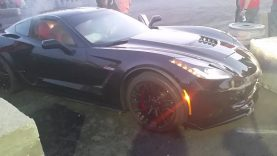 Here's What Not to do with a Brand New 2016 Corvette Z06