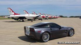 C6 Corvette ZR1 vs Buick Grand National