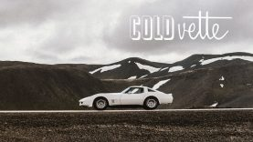 A 1982 Corvette Finds a Home in Iceland