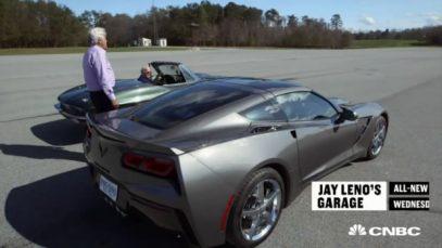 Watch Colin Powell and Joe Biden Drag Race their Corvettes