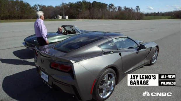Watch Colin Powell and Joe Biden Drag Race their Corvettes