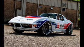 This 600 HP 1972 Corvette is an Autocross Track Monster!