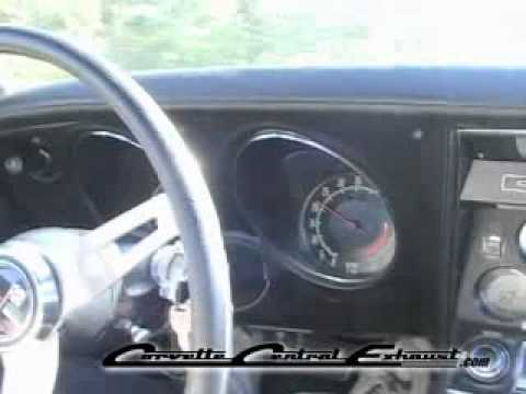 C3 Magnaflow Exhaust (Interior)