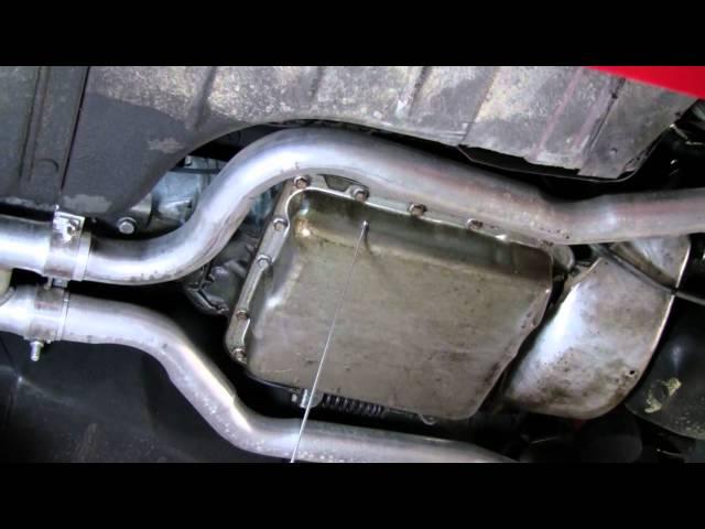 C4 Corvette Cutaway Trans-Pan Gasket