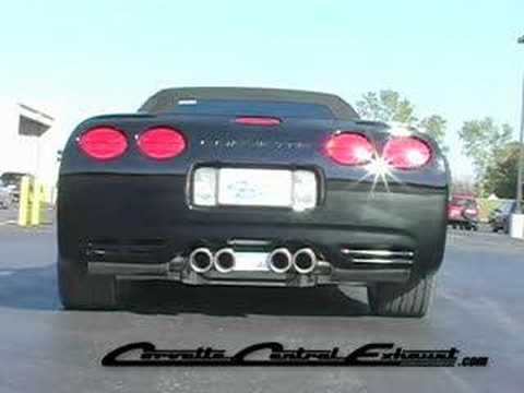 C5 97-04 Corvette Exhaust