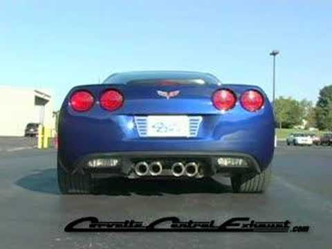 C6 05-11 Corvette Exhaust