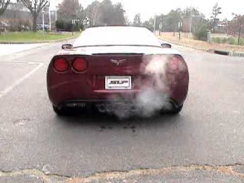 C6 SLP Power-Flo Exhaust